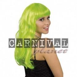 Parrucca Lunga Verde