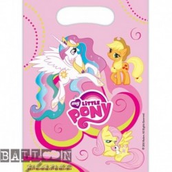 6 Party Bag My Little Pony