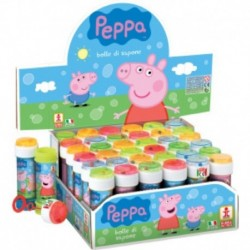 Espositore 36 Bolle Peppa Pig