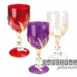 Bicchieri Scheletro Color