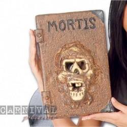 Libro Mortis Teschio Luminoso
