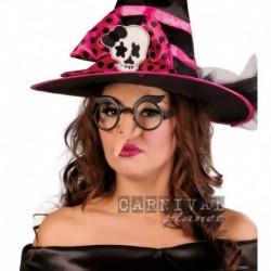 Occhiali Halloween Naso strega