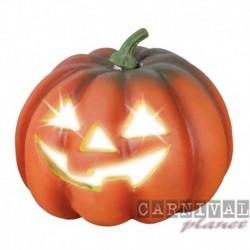 Zucca Halloween Luminosa 16 cm