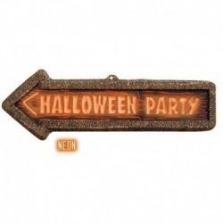 Freccia Halloween 3D 56x17 cm