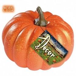 Zucca Halloween Polistirolo 16 cm