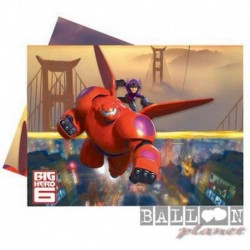 Tovaglia Plastica Big Hero 120x180 cm