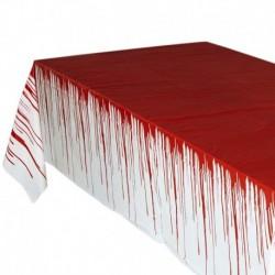 Tovaglia Plastica Horror 137x275 cm