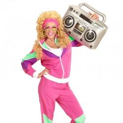 Costume Flash Rosa