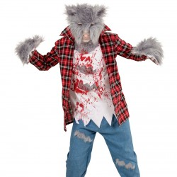 Costume Lupo mannaro