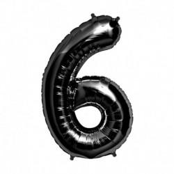 Numero 6 Nero