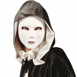 Maschera Tessuto Bianca