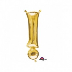 Pallone Simbolo ! Oro 40 cm