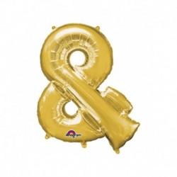Pallone Simbolo & Oro 40 cm