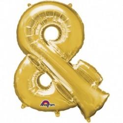 Pallone Simbolo & Oro 90 cm