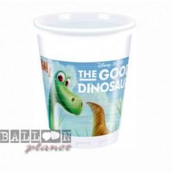 8 Bicchieri Plastica Arlo 200 ml