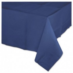Tovaglia Carta Blu Navy 137x274 cm