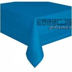 Tovaglia Carta Blu Royal 137x274 cm