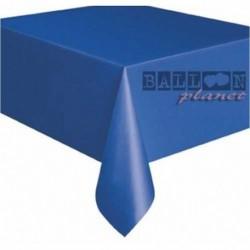 Tovaglia Plastica Blu Royal 137x274 cm