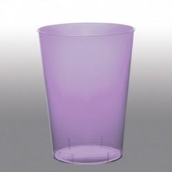 10 Bicchieri Plastica Lavanda 230 ml