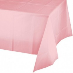 Tovaglia Plastica Rosa 137x274 cm