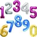 Numeri Mylar 40 cm